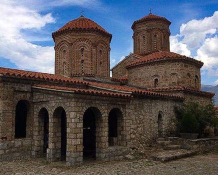 Sveti Naum Manastırı Tatile nereye gidilir