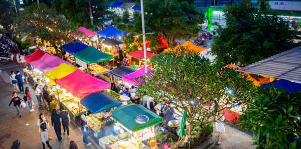 tayland sokak yemekleri thai mutfağı kültürü ne yenir