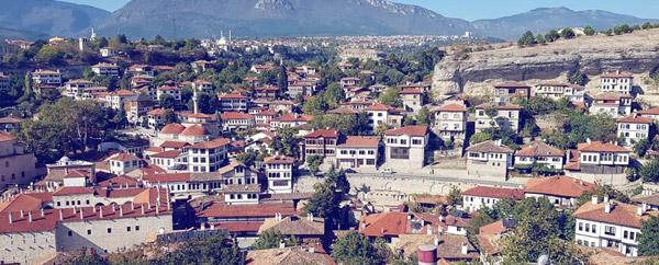 Türkiye'nin tarihi yerleri