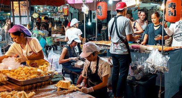 Uzakdoğu Asya mutfağı Tayland yemekleri Ne yenir