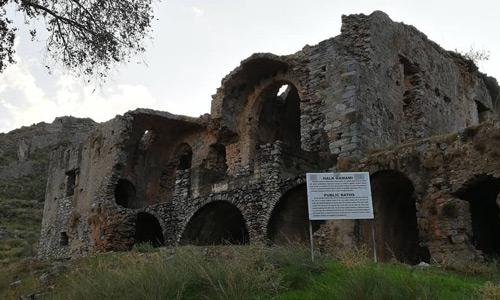 Anemurium Antik Kenti nerede nasıl bir yer