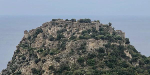 Antiochia Ad Cragum antik kenti - Antalya Gazipaşa gezilecek yerler - Tarihi turistik noktalar