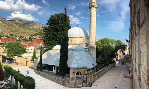 Bosna Hersek Karagöz Bey Camii