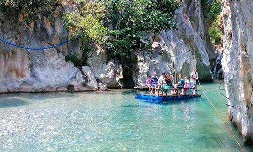 Mersin tarihi ve turistik yerleri Kisecik Kanyonu nasıl bir yer