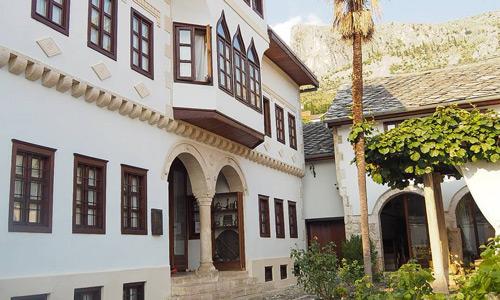 Mostar gezilecek yerler Müslüm Bey Konağı nerede, nasıl gidilir?