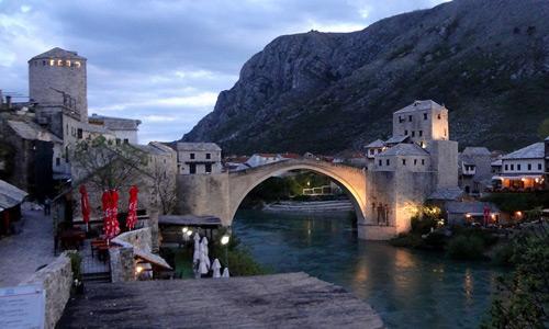 Mostar gezilecek yerler Vizesiz Balkan turu