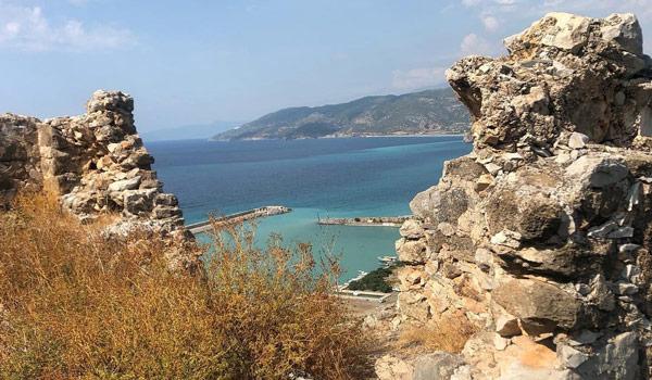 selinus antik kenti plajı antalya tatil yerleri