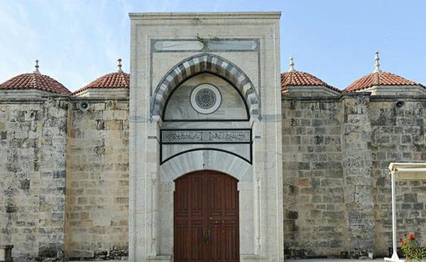 Tarsus gezilecek yerler Ulu Camii Kültür gezisi