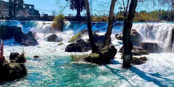 Tarsus Şelalesi Mersin gezilecek yerler Ülkemizin doğal güzellikleri