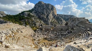 Termessos Antik Kenti Güllük Dağı Milli Parkı