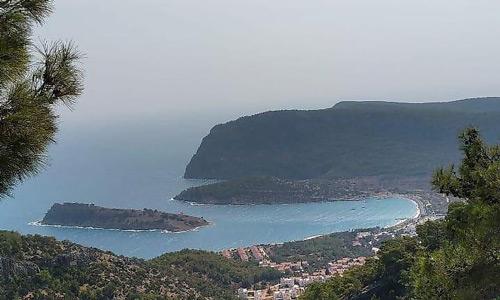Tisan Koyu Yarımadası Akdeniz tatil yerleri