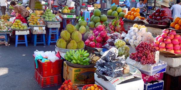 Vietnam tropikal meyveleri isimleri Güneydoğu Asya mutfağı yemekleri