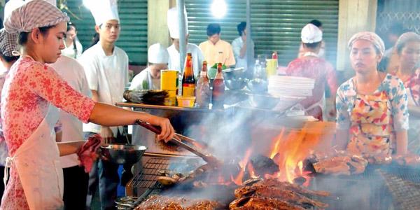 vietnam sokak yemekleri lezzetli mutfağı yemek kültürü