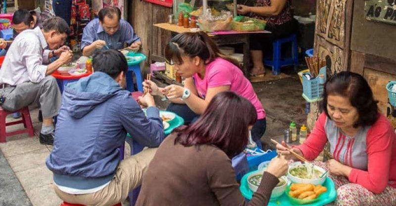 Vietnam yemekleri sokak mutfağı kültürü