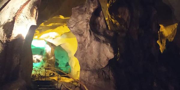 Yalan Dünya Mağarası Ülkemizdeki doğal güzellikler