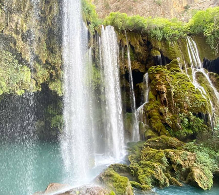 Yerköprü Şelalesi nerede Ülkemizin doğal güzellikleri