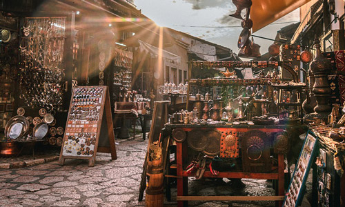 Kazandžiluk Bakırcılar Çarşısı Vizesiz Balkan ülkeleri hangileri