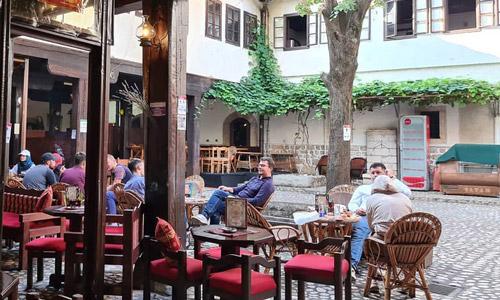 Bosna Hersek başkenti Saraybosna gezilecek yerler Morica Han gezi rehberi