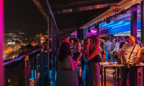 Bosna Hersek gece hayatı Saraybosna gezilecek turistik yerler