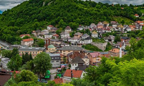 Bosna Hersek Şehirleri gezilecek yerler Travnik gezi rehberi