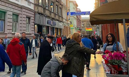 Ferhadiye Caddesi nerede Saraybosna turu