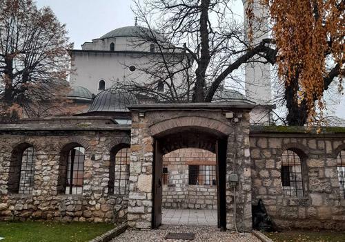 Gazi Hüsrev Bey Camii nerede Saraybosna gezisi
