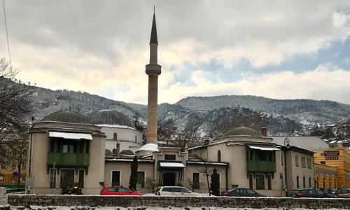 Hünkar Camii Fatih Camii Balkan turu