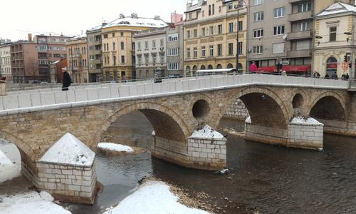 Latin Köprüsü Balkanlar'daki Osmanlı Dönemine ait tarihi eserler
