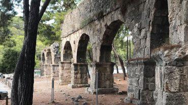 Phaselis Antik Kenti Plajı Antalya