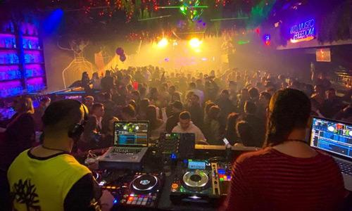 Zone Club Kosova Priştine gece hayatı