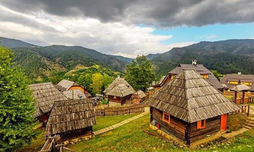 Mokra Gora Vizesiz Balkan gezisi Doğal güzellikleri