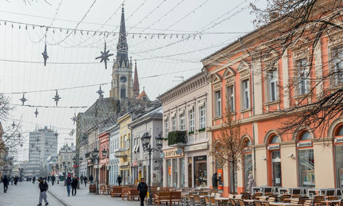 Novi Sad Vizesiz Balkan ülkeleri