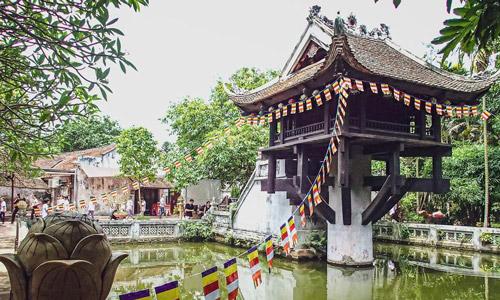 One Pillar Pagoda gezi rehberi