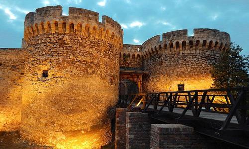 Sırbistan başkenti Belgrad gezilecek yerler Kalemegdan turu