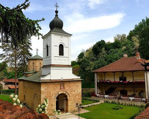 Sırbistan gezilecek yerler turistik Draca Manastırı