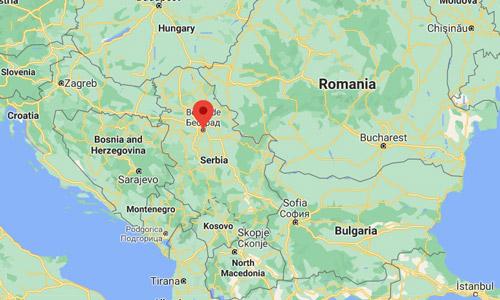 Sırbistan nerede nasıl gidilir gezilecek yerler turistik şehirleri Balkan haritası