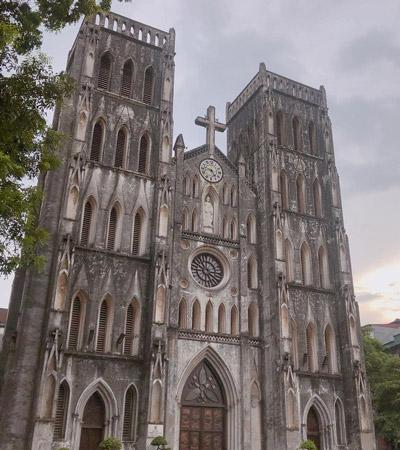 St. Joseph's Cathedral gezi rehberi