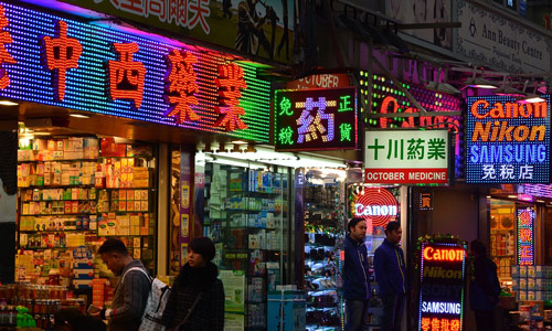 Tsim Sha Tsui nerede Hong Kong gezi rehberi blog