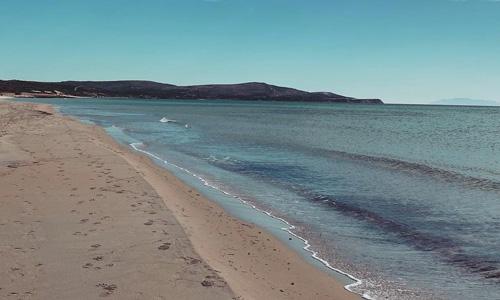 Çeşme plajları koyları Altınkum