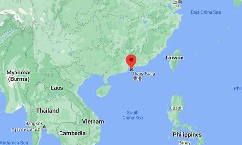 Hong Kong nerede, nasıl gidilir, hangi ülkede, gezilecek yerler Harita