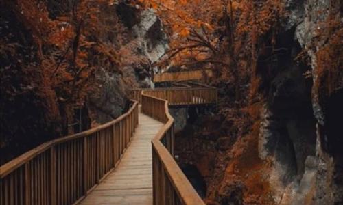 Horma Kanyonu Karadeniz Bölgesi doğal güzellikler