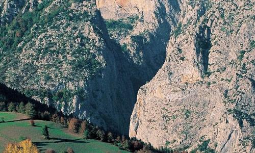 Kastamonu gezilecek yerler Valla Kanyonu nerede Gezi rehberi