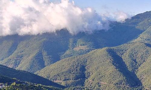 Küre Dağları Milli Parkı Karadeniz'in doğal güzellikleri