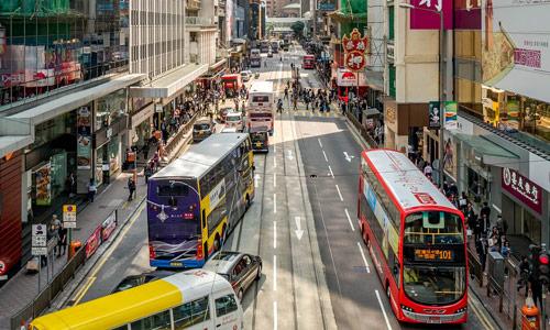 Nathan Road nerede Hong Kong turu gezilecek yerler