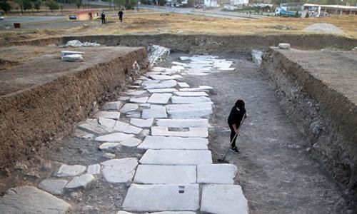 Tarihi Pompeiopolis Antik Kenti gezi rehberi Kastamonu gezilecek yerler
