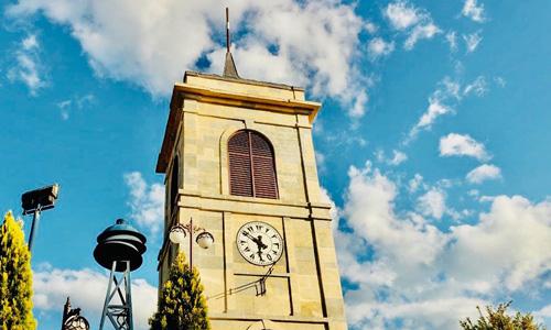 Tarihi Kastamonu Saat Kulesi nerede, nasıl gidilir