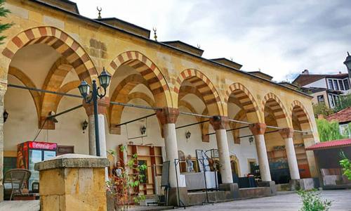 Turistik Yakup Ağa Külliyesi Kastamonu gezilecek tarihi yerler Gezi rehberi