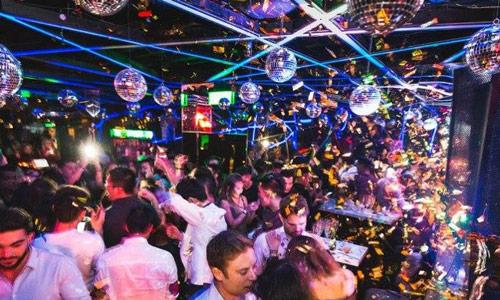 Volar Club Hong Kong gece hayatı